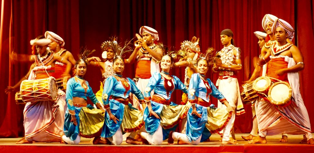 Cultural Dance in Kandy.
