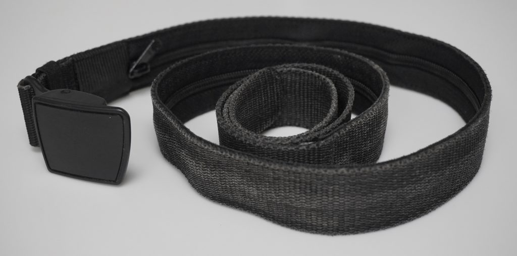 Keep cash hidden more comfortably with a normal looking money belt