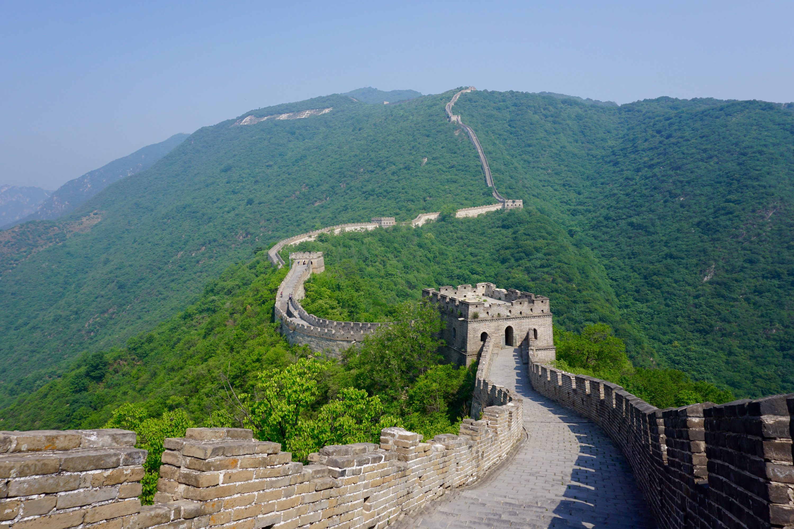 What Does Great Wall Of China Tattoo Symbolize: Two Great Day Trips To The Great Wall Of China